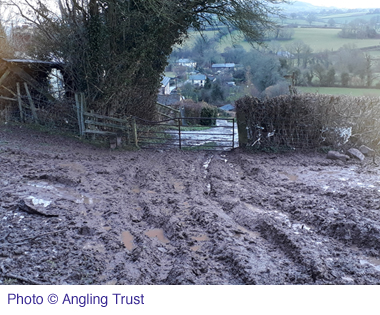 Soil erosion  Angling Trustsmain copy