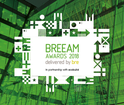 ecobuild breeam awards