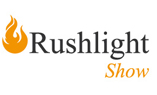 rushlight show web banner