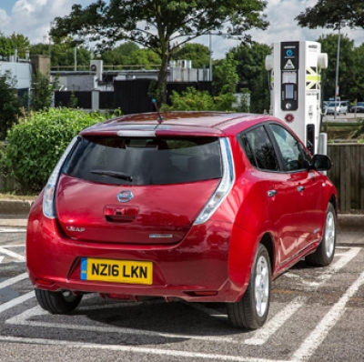 Electric car charging stations to outnumber petrol forecourts in just four years