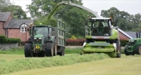 Tips for farmers on managing silage to avoid water pollution