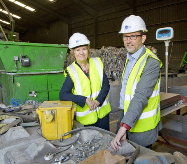 £3m partnership aims to recycle all Scotland's plastic