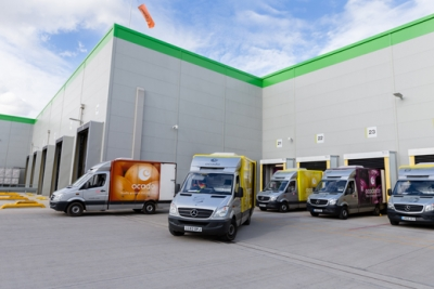 Online retailer Ocado shares secrets of success with near zero food waste