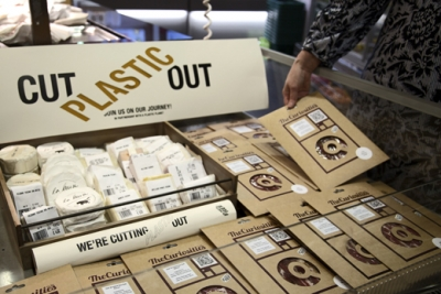 London supermarket's plastic free zones showcase 1,700 products