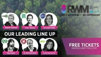 Environment Times partnership - why should you attend RWM?