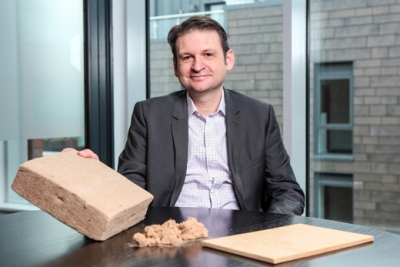 Recycling of the MDF wood waste mountain moves a step closer