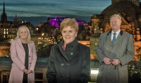Sturgeon launches net-zero Scottish National Investment Bank